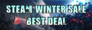 STEAM WINTER SALE BEST DEAL