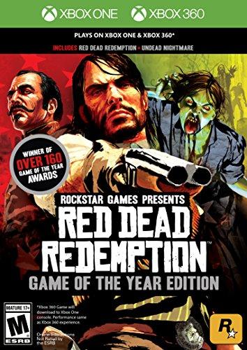 Amazon: Red Dead Redemption GOTY para Xbox One / Xbox 360