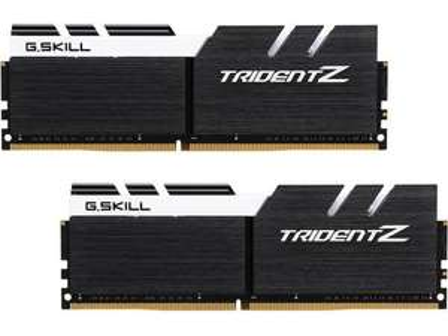Newegg: 16 GB (2x8GB) RAM DDR4 3200 PC4 25600 G.SKILL TridentZ