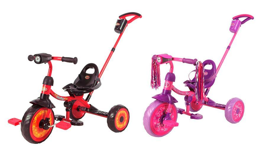 Groupon: Triciclo Prinsel a $499 solo por 48hrs