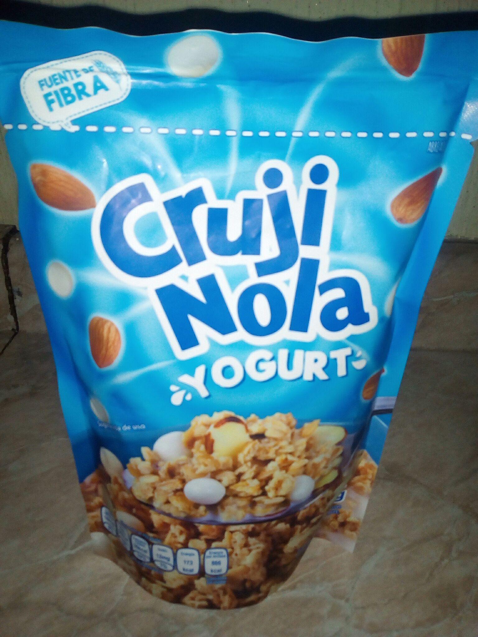 Bodega Aurrera: Crujinola Yogurt