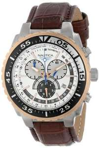 Amazon MX: Nautica Chrono NST 700