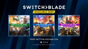 VG247: Switchblade Epic Pack (Steam) gratis