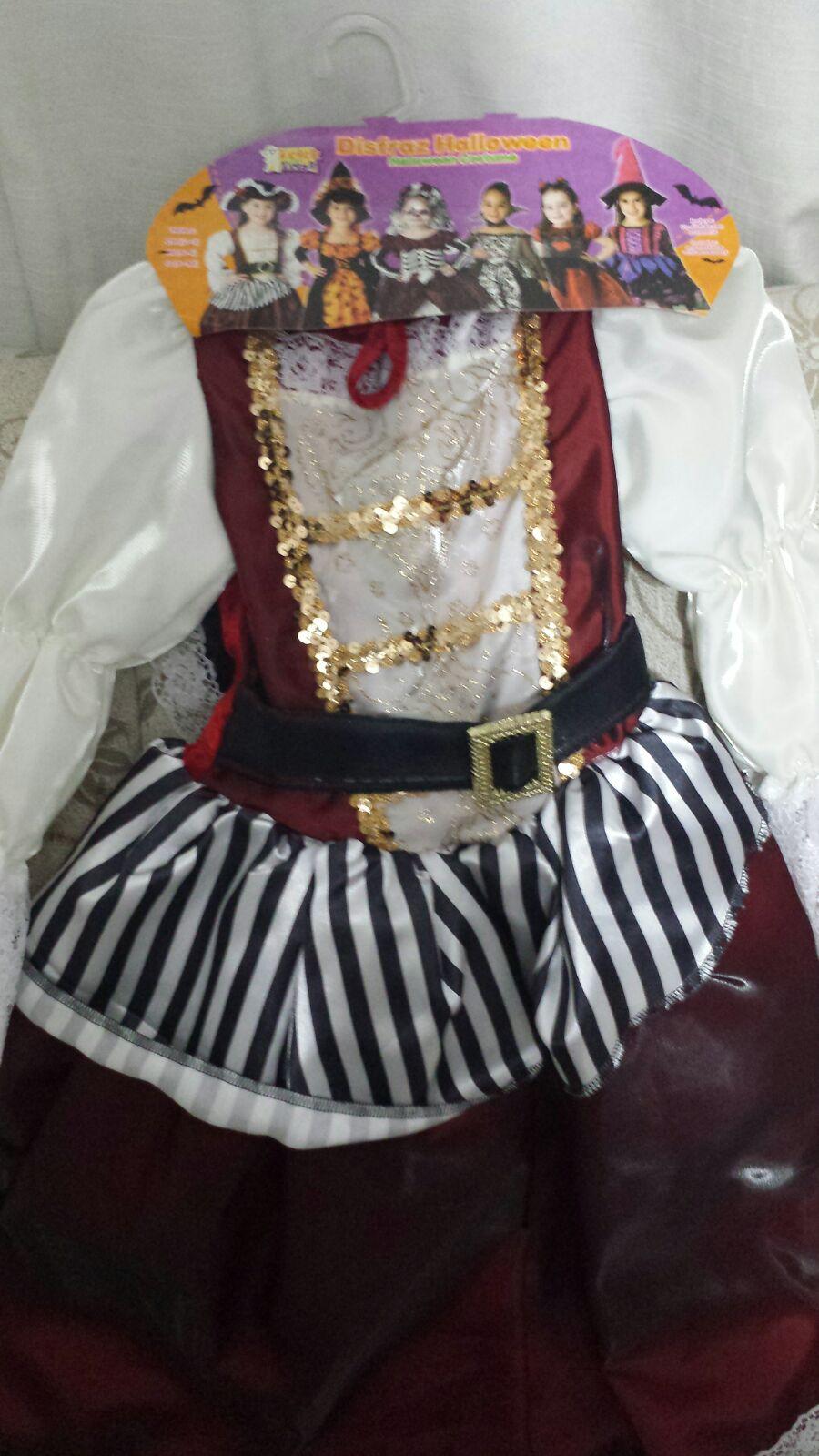 Liverpool: disfraz niña a $149.70