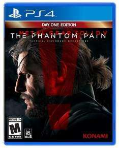 Amazon: Metal Gear Solid V: The Phantom Pain para PS4/XONE a $666.50
