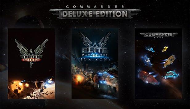 Humble Bundle: Elite Dangerous + DLCs rebajado de 1,000+ a 290 pesos.
