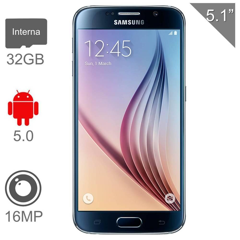 Walmart: Samsung Galaxy S6 32gb desbloqueado