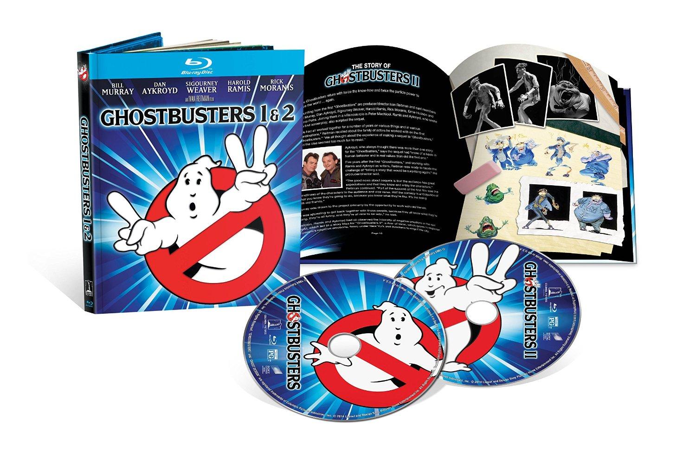 Amazon: Ghostbusters / Ghostbusters II [Blu-ray] [Importado]