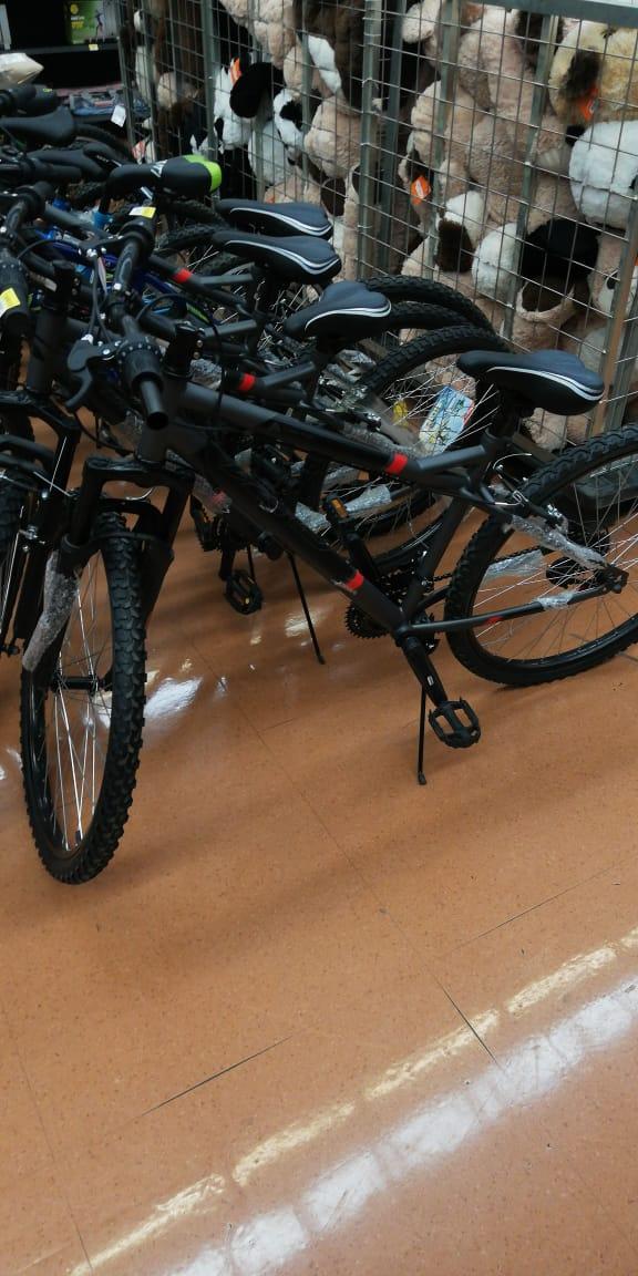 Walmart: Bicicletas en liquidacion Rodadas: 16, 20, 24 y 26