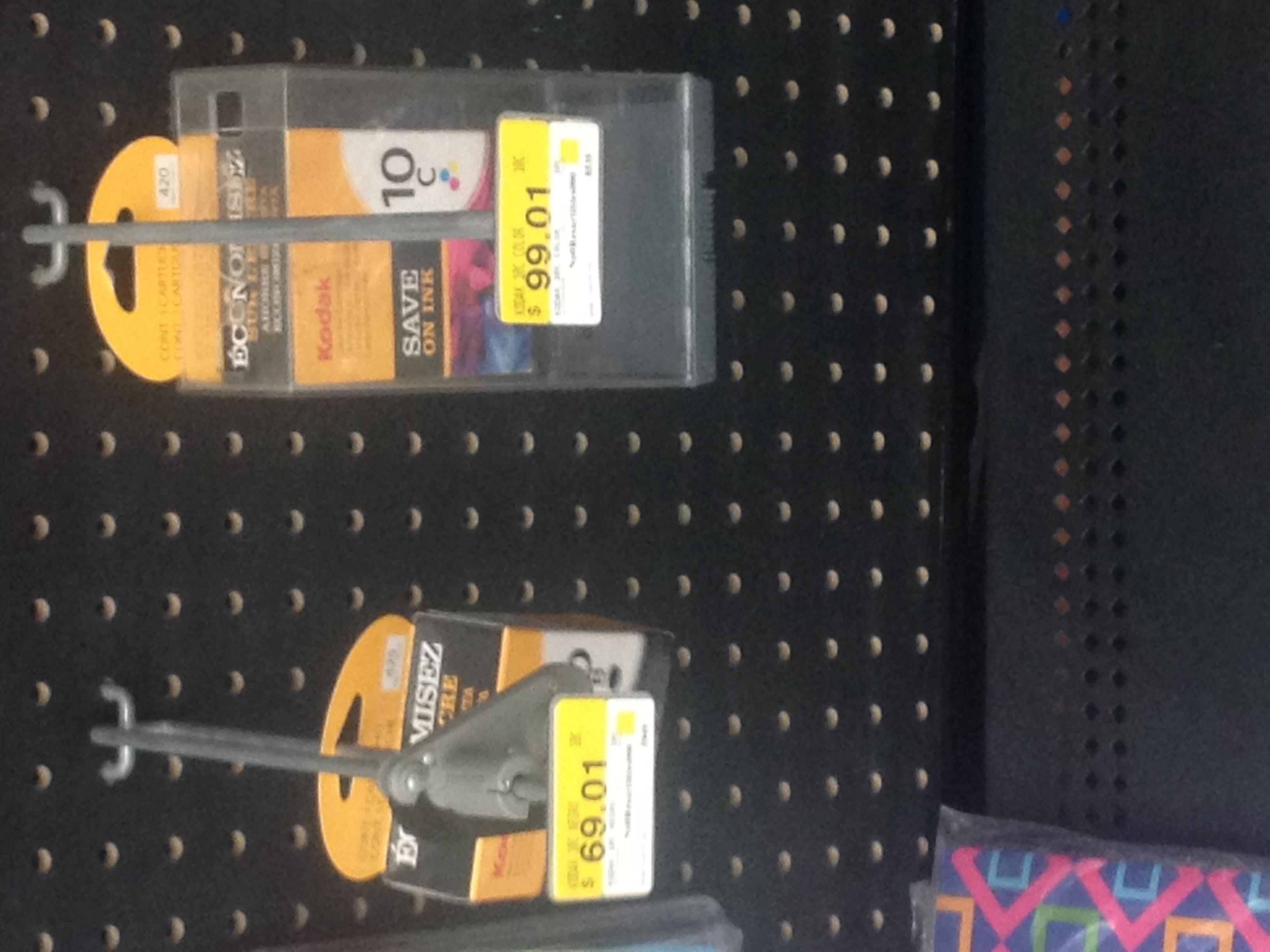 Walmart Tangamanga: Oferta en cartuchos de tinta Kodak
