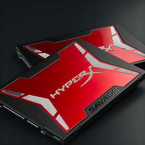 CyberPuerta: Kingston 240GB HyperX Savage SSD
