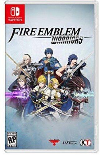 Amazon: Fire Emblem Warriors Nintendo Switch