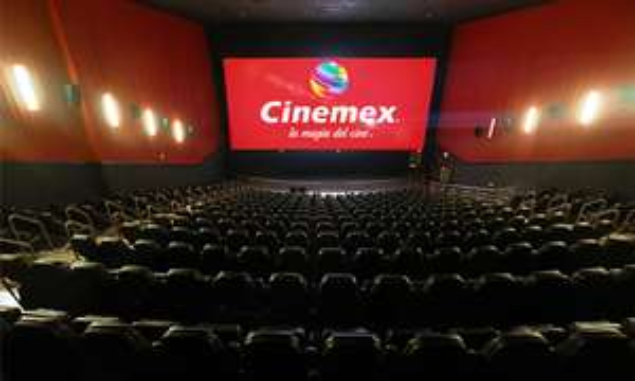 CINEMEX BOLETOS PARA SALAS PLATINO 2D., 3D Y 2D