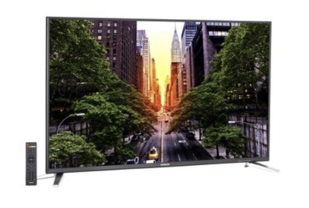 Linio: Televisión Hitachi 49'' 4K led HDMI