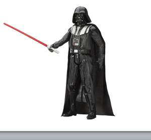 Amazon: Figura Darth Vader de 12 pulgadas a $14.99