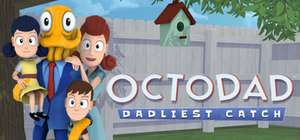Steam: Octodad - Dadliest Catch 93% de descuento