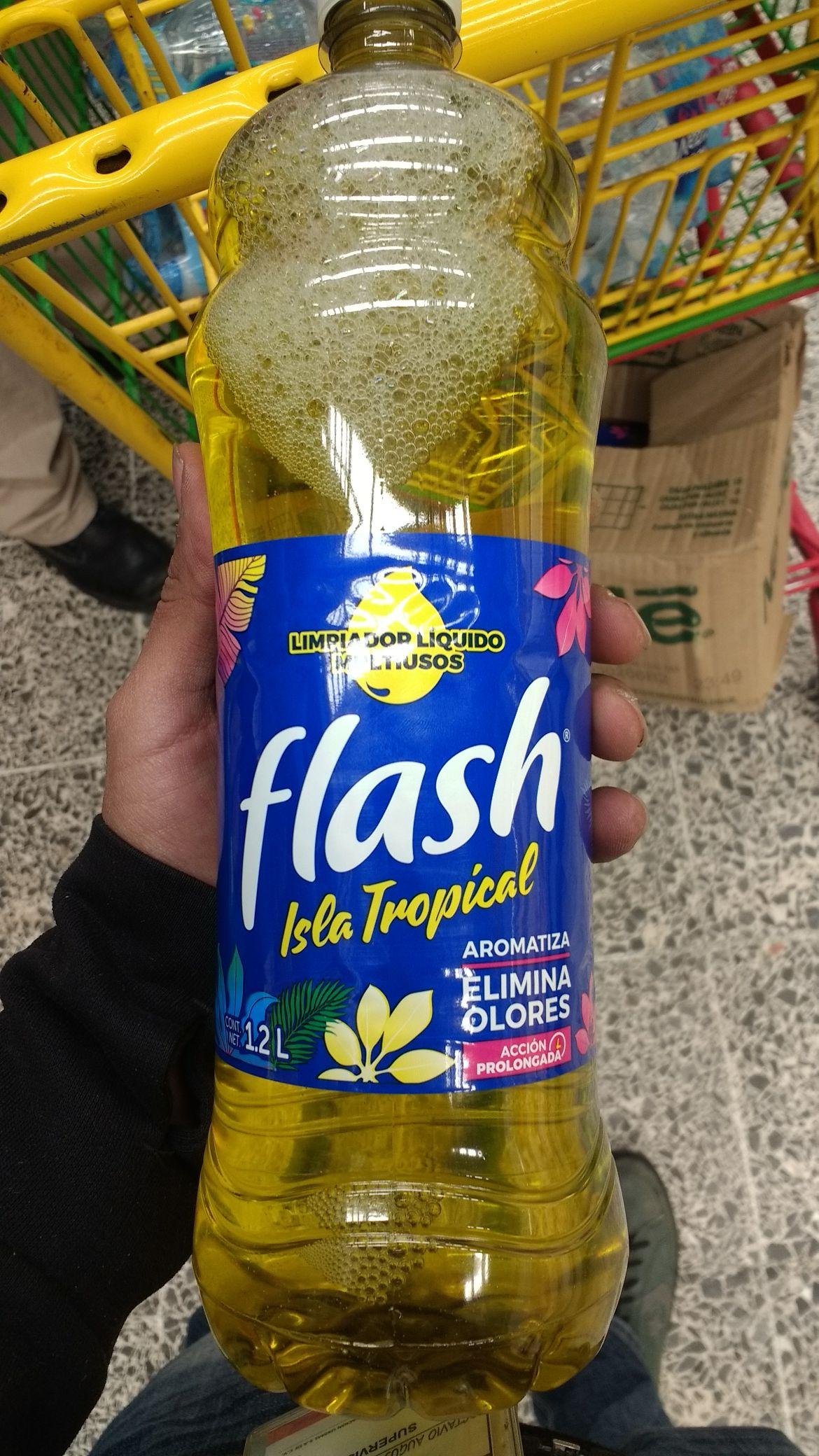 Bodega Aurrerá: reforma slp flash 1.2l segunda liquidacion