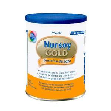 Chedraui: formula Nursoy Gold de 409g a $21