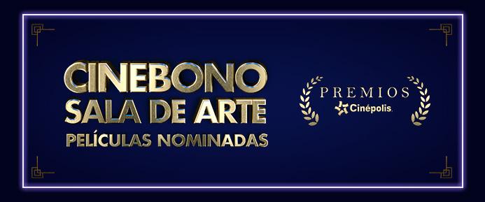 Cinépolis: Cinebono Sala de Arte (Películas nominadas al Oscar)
