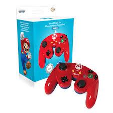 Sam's Club: Plaza Tecamac Power Center Control Fight Pad Mario Nintendo WiiU
