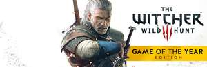 Steam: The Witcher 3 GOTY