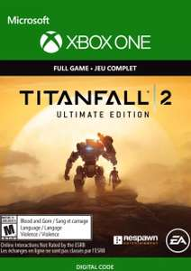 Microsoft Store: Titanfall 2 Ultimate Edition para Xbox One