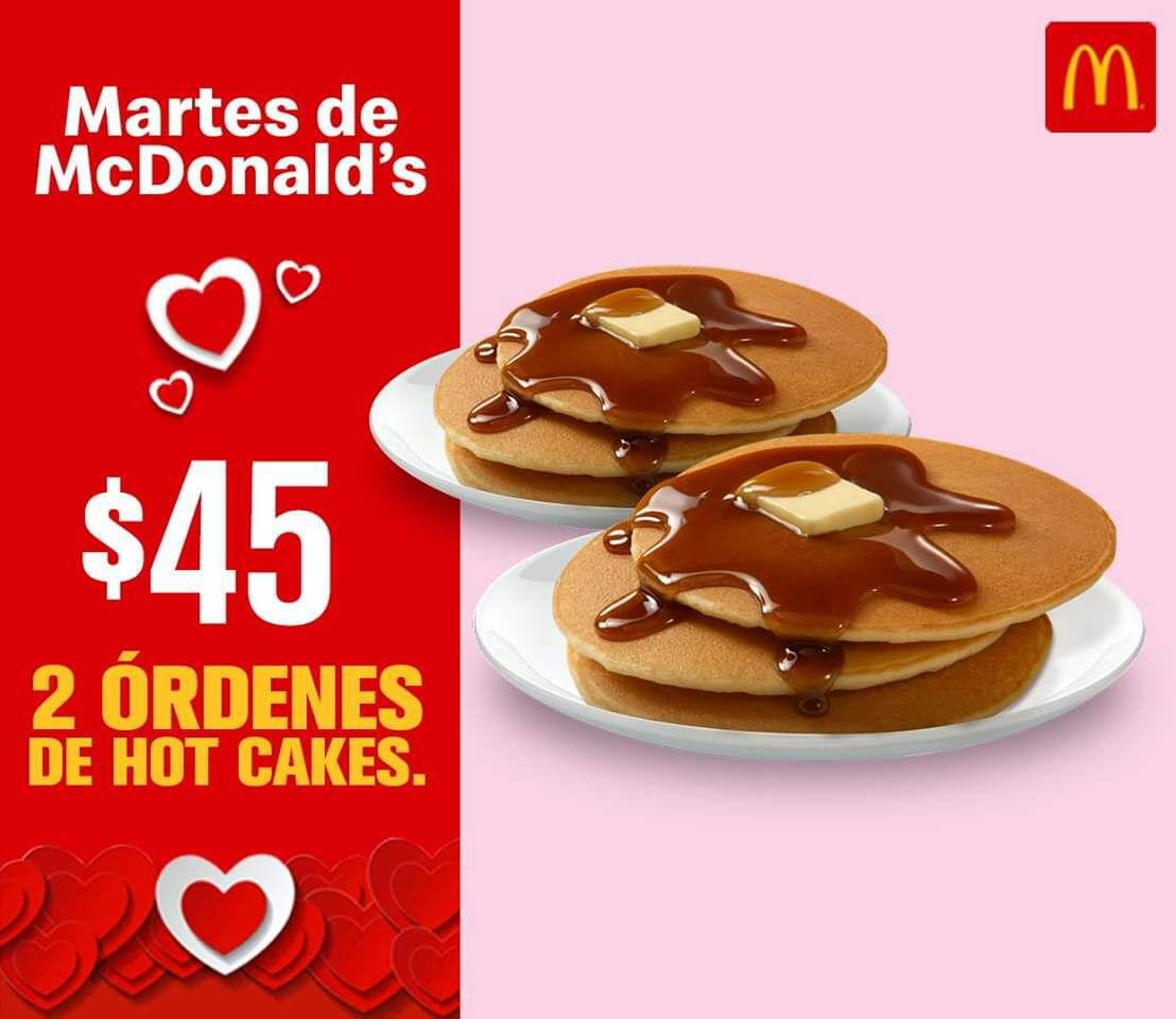 McDonald's: Martes de McDonald's 5 de Febrero
