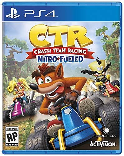 Amazon EU: Crash Team Racing Nitro Fueled - PlayStation 4 - Switch - Xbox One (Envió incluido)