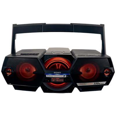 Elektra: Radiograbadora SONY con NFC a $1,416 con cupón