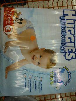Chedraui Acueducto, Gdl: Pañales Huggies ultra confort con 72 Pz de $ 260 a $ 130 E3 Niño y de $ 280 a $ 140 E4 Niña