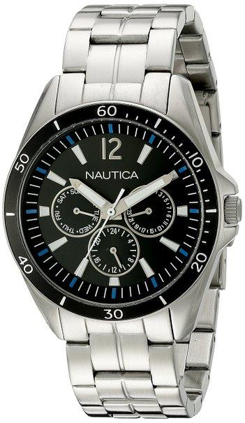 Amazon EE.UU.: Reloj Nautica N13631G NAC 101 para Hombre