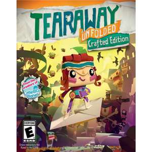 Game Planet: Tearaway Unfolded para PS4 a $499
