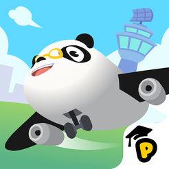 App Store y Google Store: Dr. Panda GRATIS