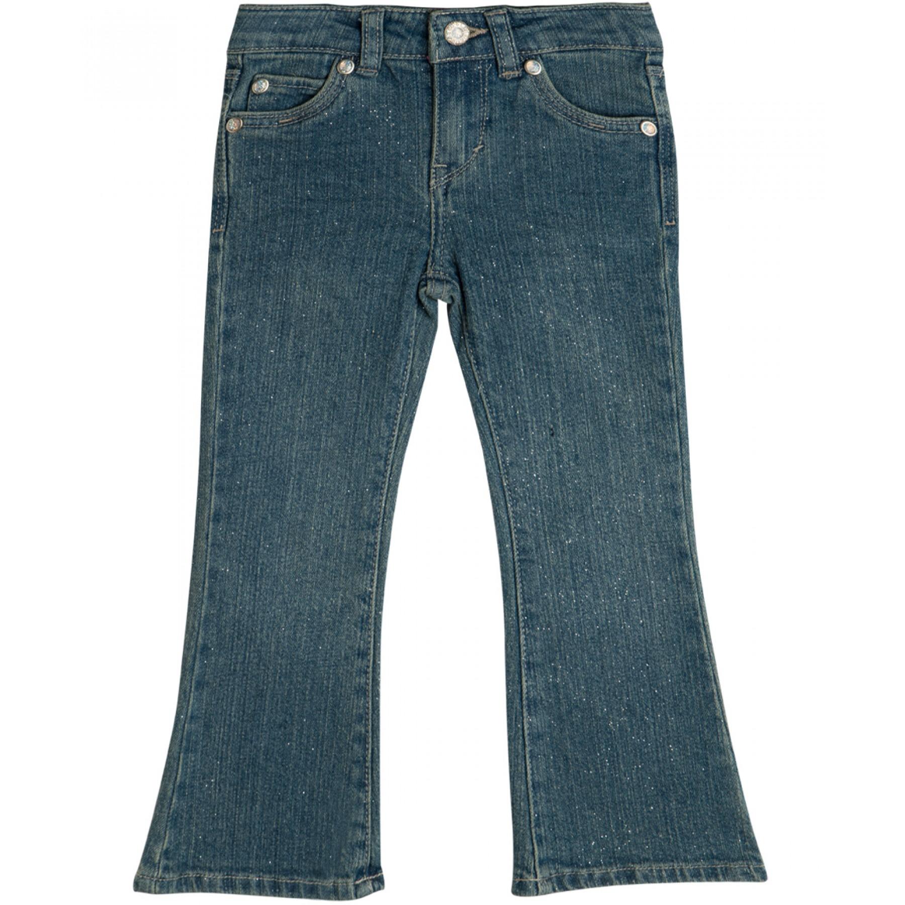 Palacio en línea. Jeans Levi's para niña