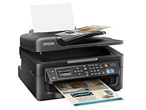Amazon MX: Multifuncional Epson WorkForce WF-2630