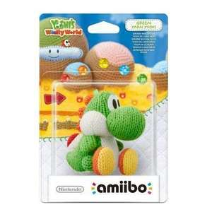 Amazon Amiibo Yarn Yoshi Green - Standard Edition Preventa