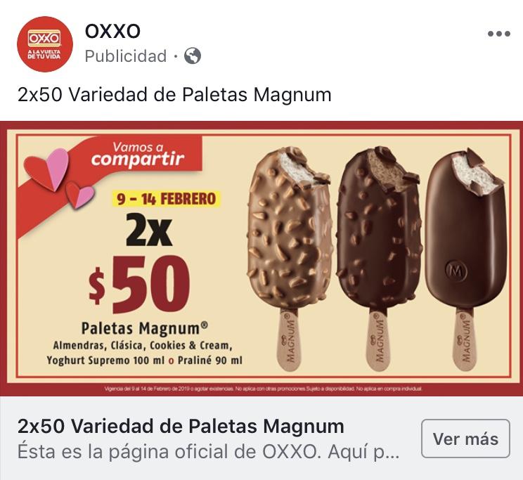Oxxo: Magnum 2x50