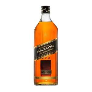 Sam's Club: 1.75 lts whisky johnnie walker black label 12 años