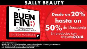Promociones del Buen Fin 2015 en Body Shop, Yves Rocher, Sally y Natural Scents