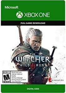 Microsoft Store: The Witcher 3 para Xbox One