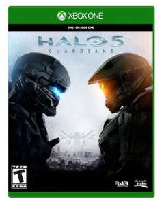 Amazon: Halo 5 para Xbox One $799 y envío gratis