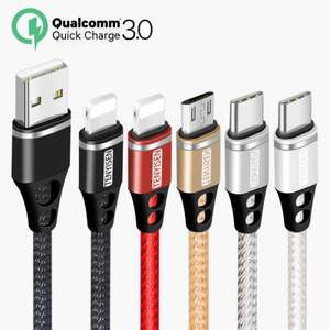 Aliexpress: Cable USB para celular