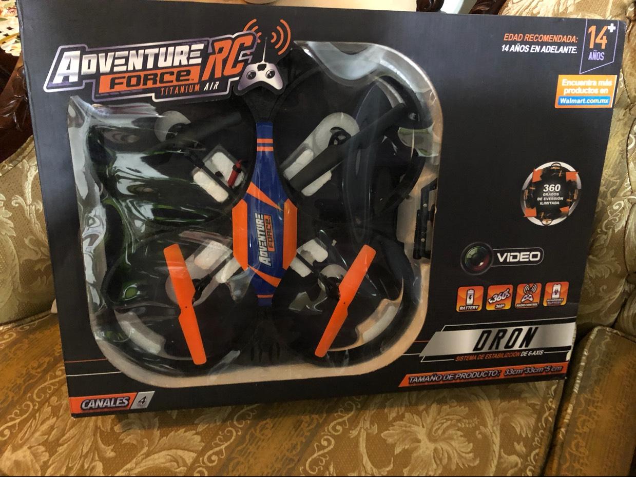 Walmart: Drone Adventure Force RC