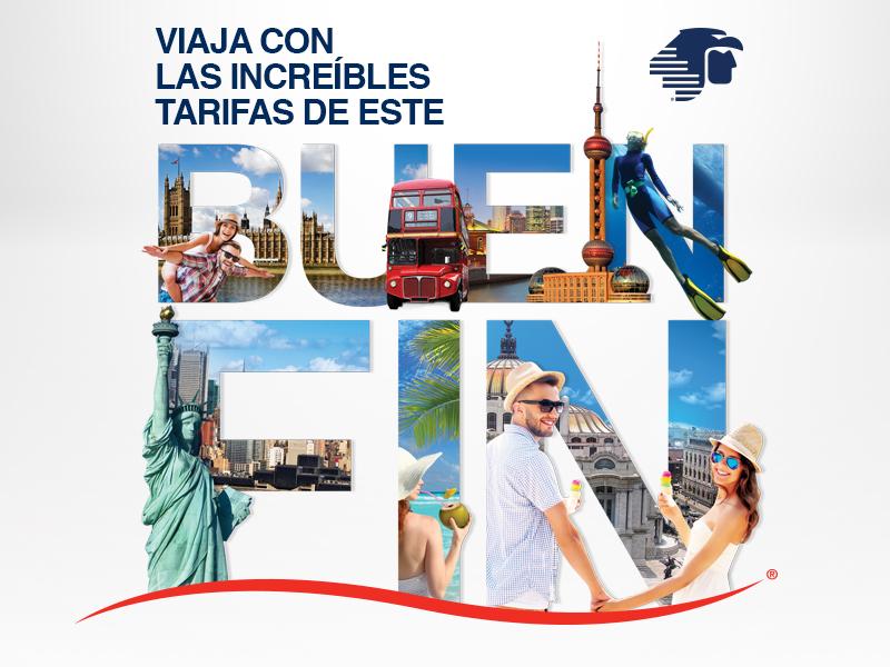 Promociones del Buen Fin 2015 en hoteles, seguro de viaje, renta de auto y vuelos