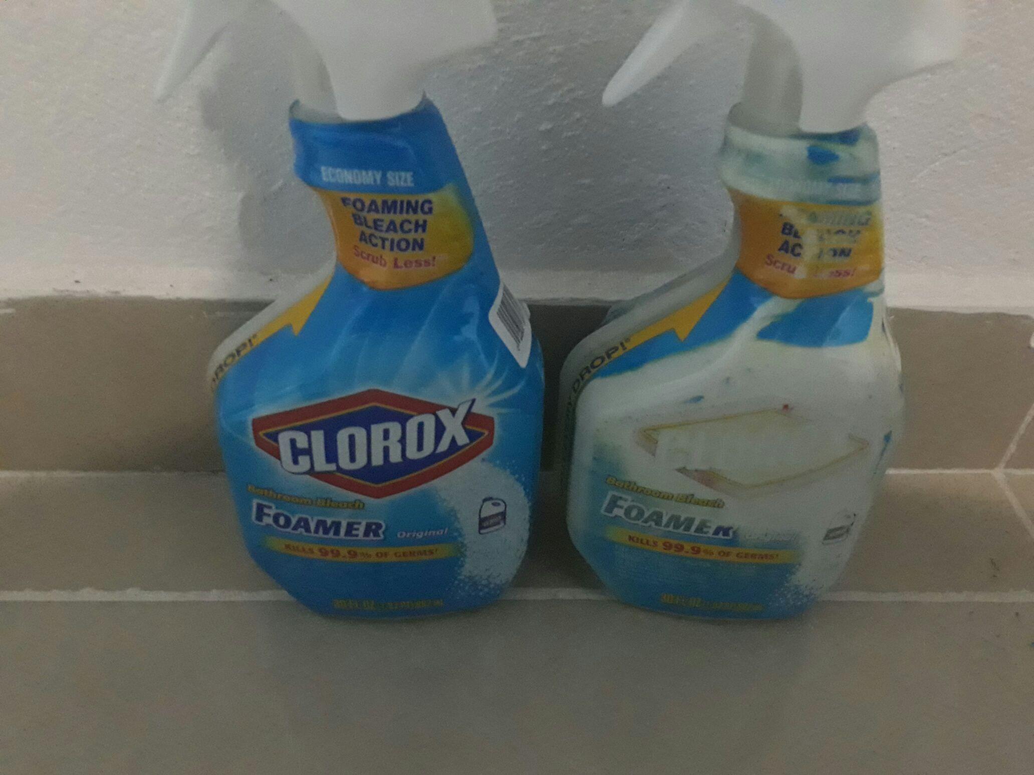 Walmart  cloro  para baño y varias ofertas