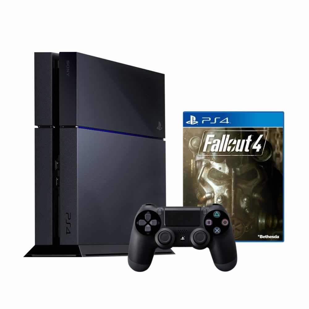 Walmart PS4 + Fallout 4