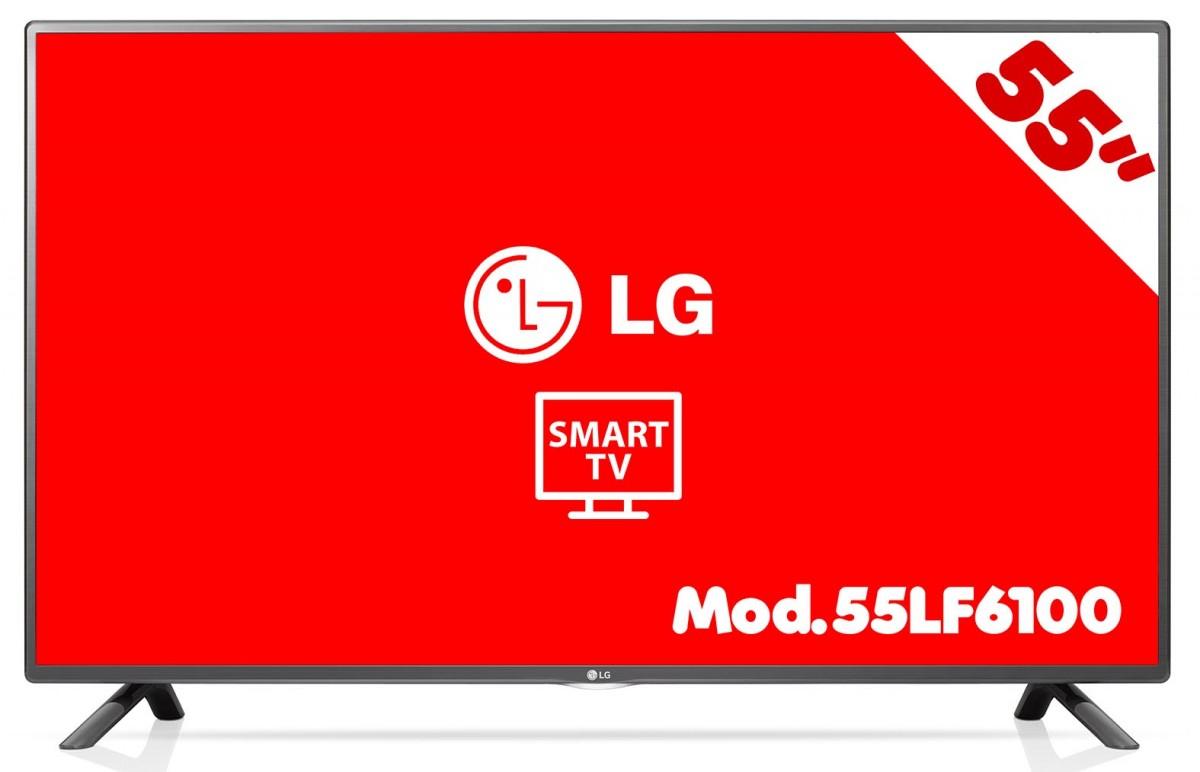 "HEB EN LÍNEA: PANTALLA SMART TV LG 55"""