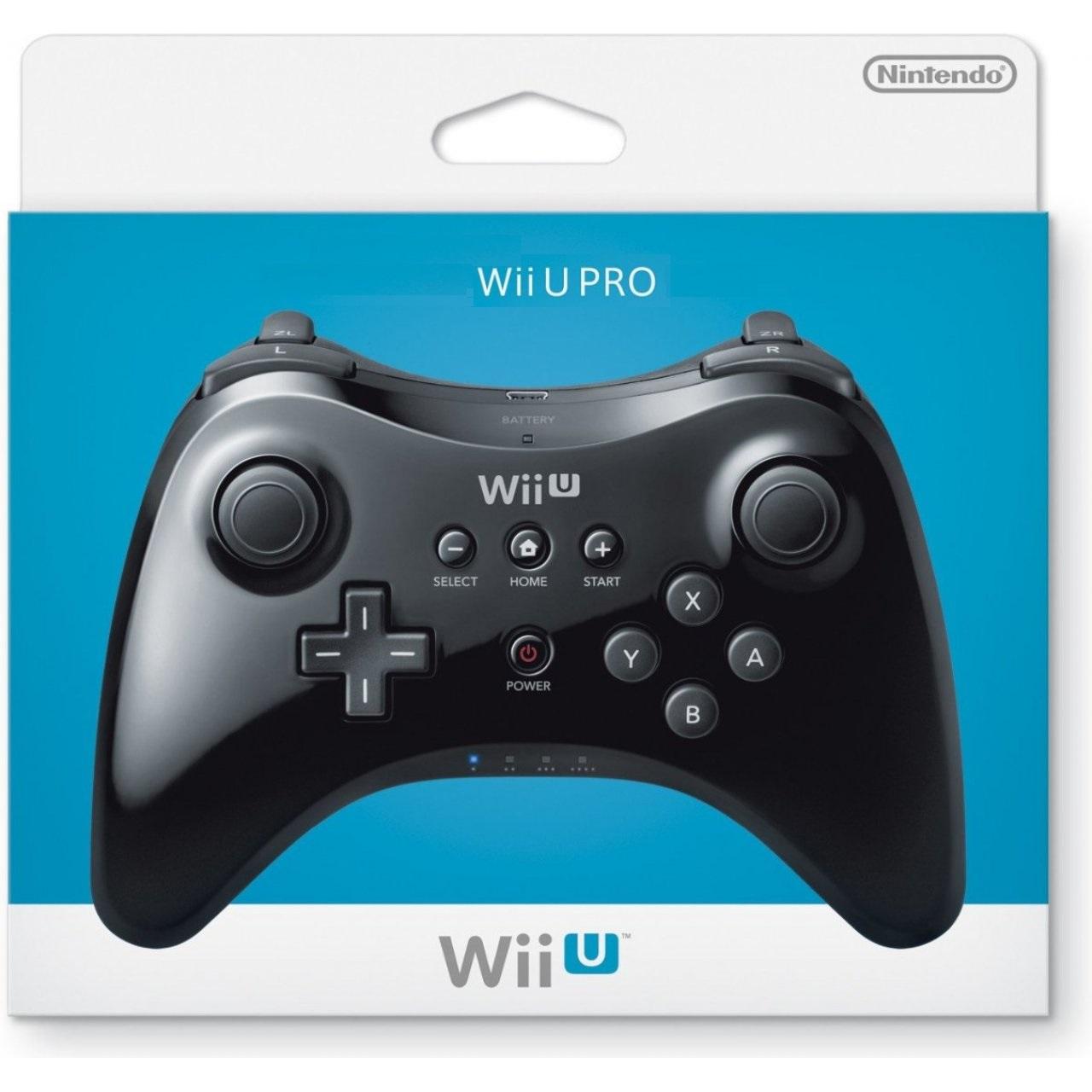 BestBuy Online: Wii U Pro Controller negro $769, Remote Plus $698