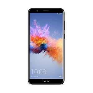 Amazon: Huawei Honor 7X, 4Gb RAM + 64Gb ROM en negro o azul