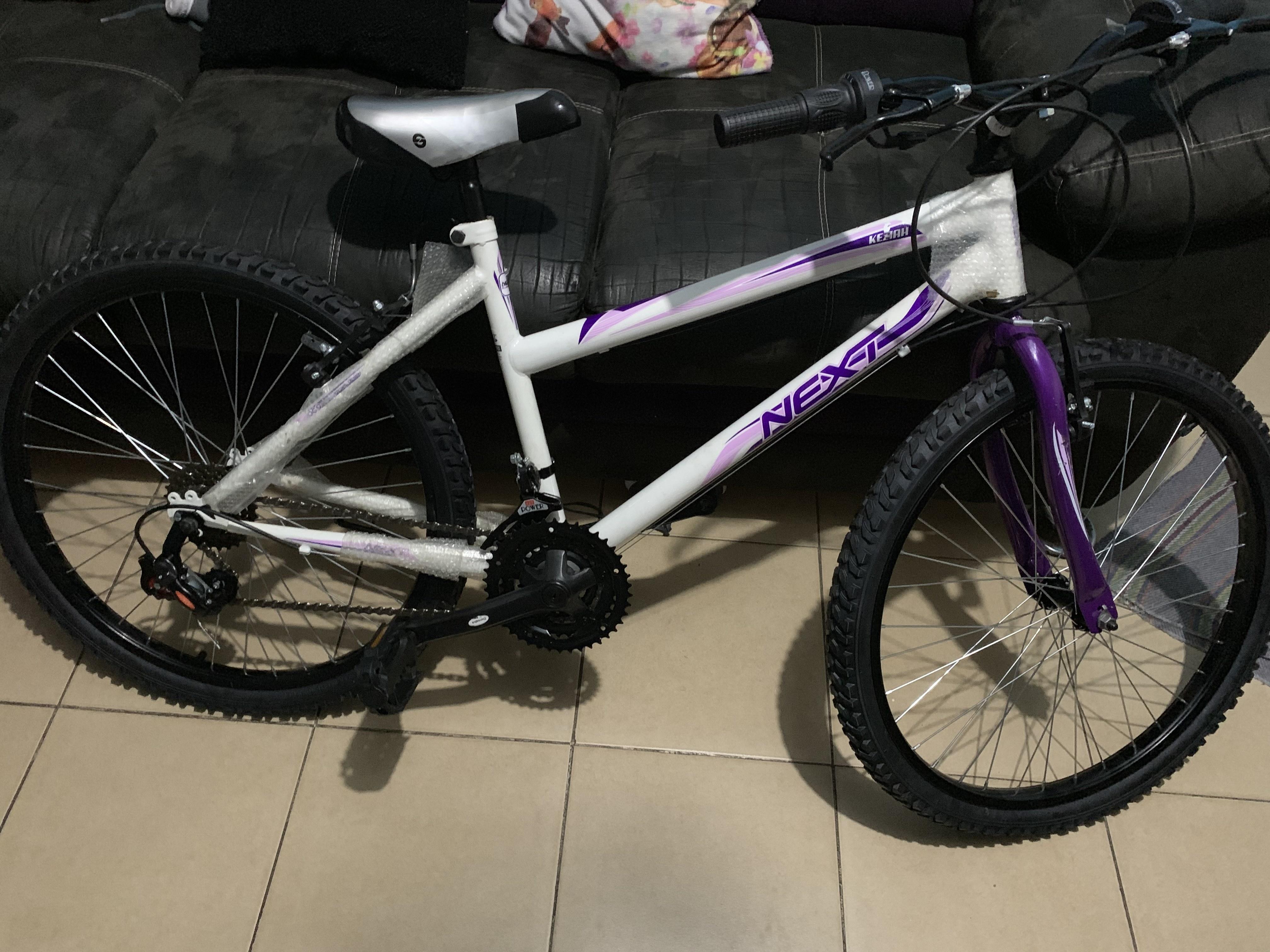 Bodega Aurrerá : bicicleta R24 de velocidades next